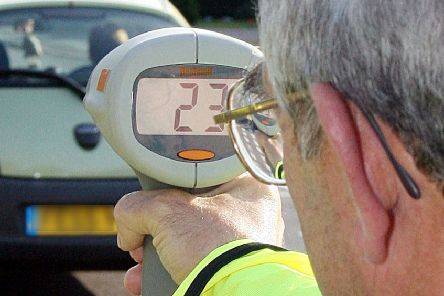 Community speed watch allows residents, particularly those in rural communities, to become police-trained volunteers monitoring vehicle speeds in their communities.