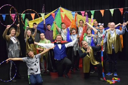 The Wolds Wonders members will perform The Most Spectacular at the arts centre on Wednesday 10 April.