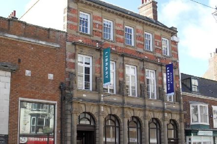 The group is based at Bridlington Library
