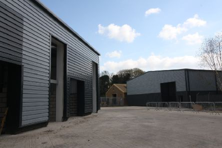 This latest development is situated in the centre of Pocklington Business Park and includes five units.