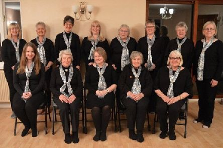 The Milton Singers will be in concert at the Wolds Heritage Centre on Sunday, July 7.
