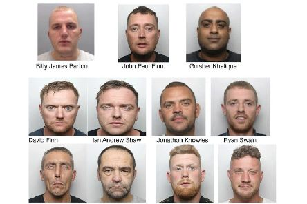 Photos provided by South Yorkshire Police.