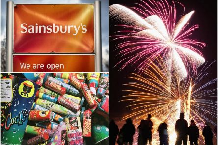 Supermarket chain Sainsbury's are the first major UK retailer to stop selling fireworks due to concerns over safety.