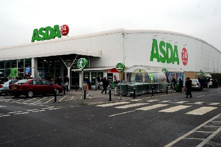 """The ASDA superstore, on Leeds Road, Glasshoughton, says that extending their delivery hours would """"optimise the trading conditions and customer service""""."""