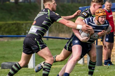Featherstone Lions' Connor Paver. Picture: Jonathan Buck