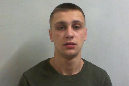 Jordan James Eastwood, 19, from Ossett, targeted the Scarborough businesses between February and April of this year.