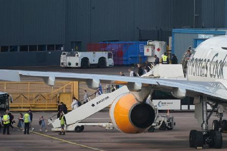Travel company Thomas Cook has collapsed. Photo - Christopher Furlong/Getty Images