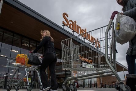 Sainsbury's. Photo -  Chris J Ratcliffe/Getty Images