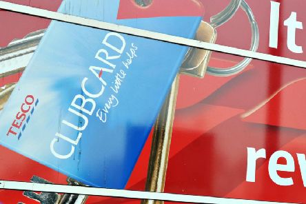 Tesco is making some changes to its popular Clubcard scheme. Photo - Leon Neal/AFP/Getty Images