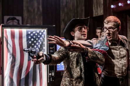 Assassins Production Photos'Nottingham playhouse ''Watermill Theatre ''�The Other Richard