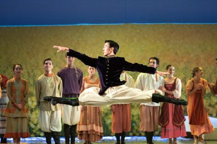 Northern Ballet's production of Cinderella
