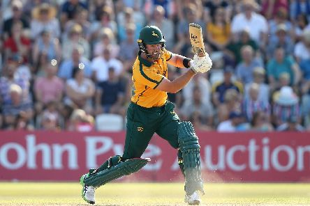Dan Christian will once again play for Notts next season in the T20.