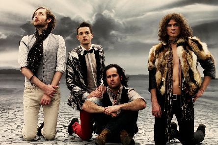 The Killers are coming to Doncaster
