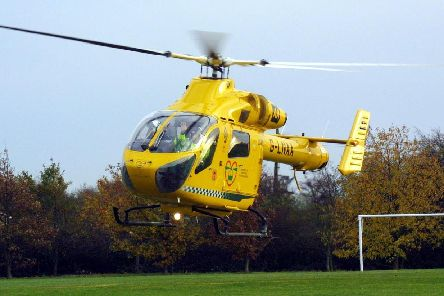 Lincolnshire and Nottinghamshire Air Ambulance