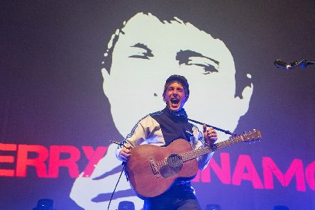 Gerry Cinnamon has rescheduled his date at Sheffield FlyDSA Arena.