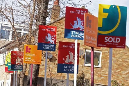 House prices fell slightly in Bassetlaw at the start of 2019