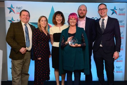 Bloomfields Horseboxes were awarded the Business and Product Innovation Award