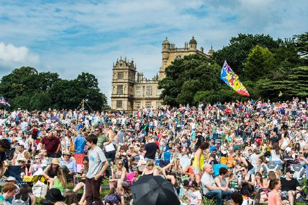Tickets for this weekend's Splendour festival in Nottingham have now sold out