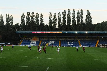 Bury are edging closer to EFL expulsion.