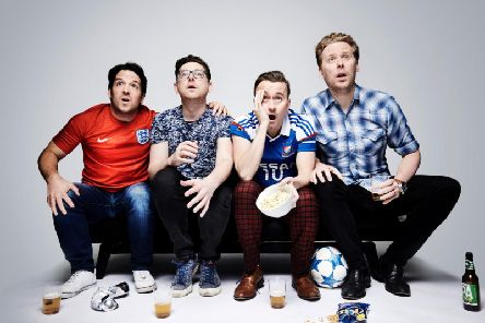 Dare you watch The Football Ramble Live?