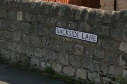 Backside Lane, Doncaster.
