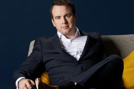 Comedian Matt Forde (Photo by Dominic Marley)