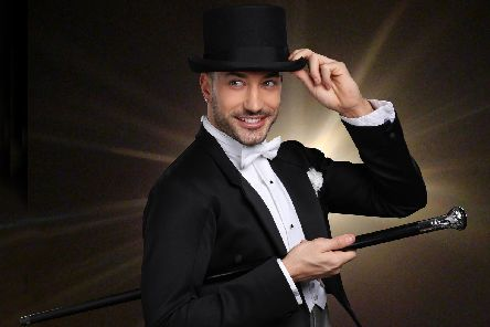 Giovanni Pernice - This Is Me show.