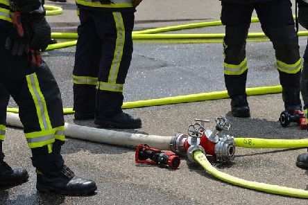 Firefighters.