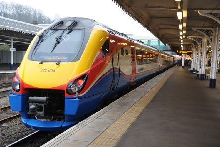 East Midlands Trains has said that the fire inAttenborough is causing delays.