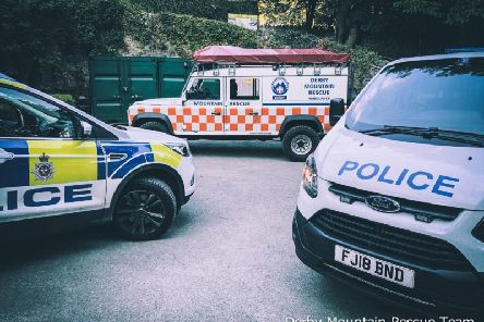 The young man died after falling from a Derbyshire Tor
