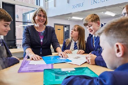 Fashion firm's pioneering Alfreton school told to improve by Ofsted