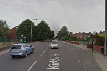 Kirkby Road, Sutton