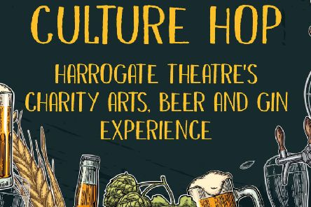 Culture Hop - Harrogate Theatre is holding an exciting new arts, beer and gin event tomorrow and Saturday for the UCI cycling championships.