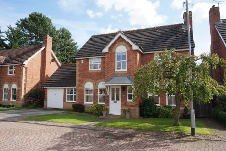 12 Osprey Close, Collingham - �480,000 with Renton & Parr, 01937 582731.