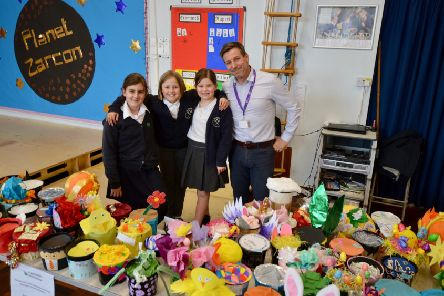 Cultivating a cracking green idea for school