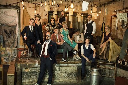 A Great Gatsby-style party will be held at Harrogate Theatre