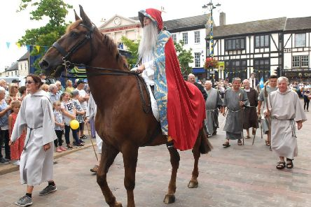 Ripon's annual St Wilfrid Parade takes place on Saturday, August 3.