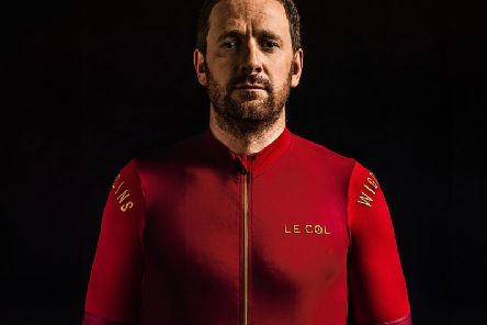Legend coming to Harrogate - Five-time Olympic gold medal winner Sir Bradley Wiggins.