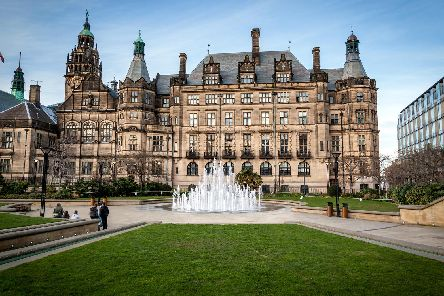 The weather in Sheffield is set to be bright today, as forecasters predict sunny spells throughout most of the day and warmer temperatures.