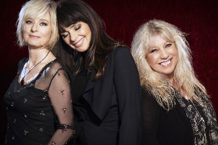 Julia Fordham, Beverley Craven and Judie Tzuke, touring as Woman to Woman