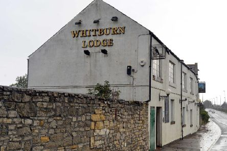 The former Whitburn Lodge pub has fallen into disrepair since calling 'last orders' for the final time six years ago.