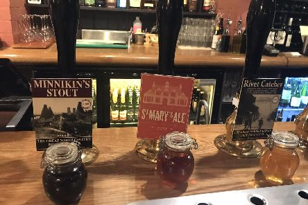 Real ale lovers have been voting for their favourite pubs.