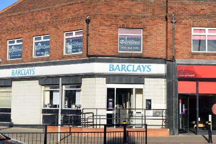 Barclays Bank at The Nook is due to close