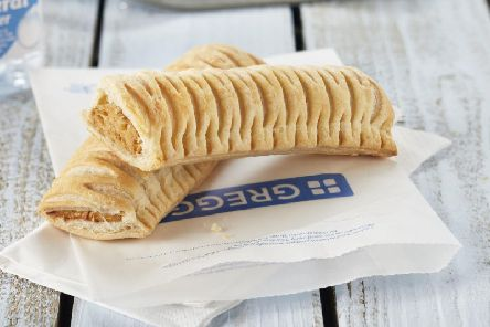 Greggs' new vegan sausage roll has proved popular with customers.