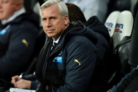 Alan Pardew has defended Newcastle United fans
