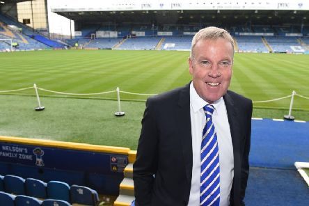 Kenny Jackett has dropped a Wembley selection hint