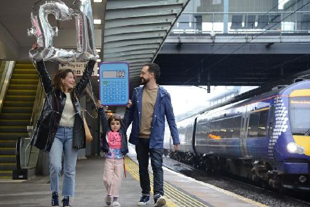 Kids will be able to travel for 1 on Scotrail trains (Photo: Scotrail)