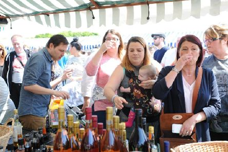 A range of stall holders will be offering their good at this weekend's event.