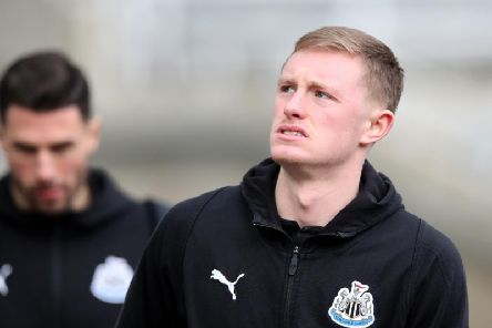 Could Sean Longstaff be on his way to Old Trafford?