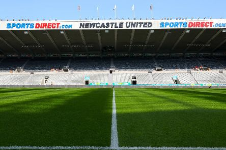 Newcastle are set to face Hibernian at St James' Park in August.